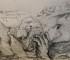 Durbach_Steven_2018_BirdEyeSid_graphite on paper_40x30cm