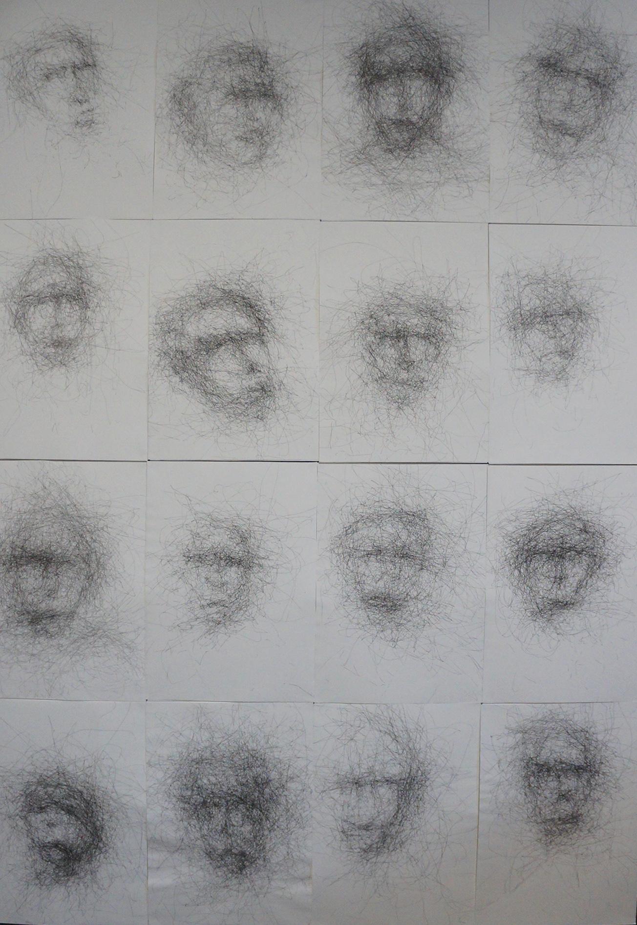 Durbach_Steven_Chaotic Self Portraits